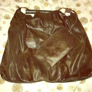 Hobo bag with pouch 👜